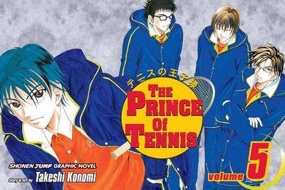 [The Prince of Tennis: v. 5] (By: Takeshi Konomi) [published: February, 2007] par Takeshi Konomi