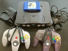 Nintendo 64 System - Video Game Console by Nintendo