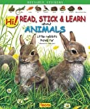 Hi! Read, Stick and Learn About Animals. Little Rabbits Have Fur by Andre Boos (2004-05-15)