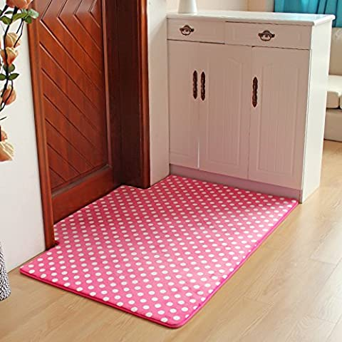 JBMQ l'ingresso zerbino piedini della porta di ingresso dei piedini pad piedini ,70*150cm, meglio Red Dot