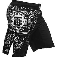 Hardcore Training Shorts Koi - Men - MMA UFC Cage Fight Grappling-l Pantalones Cortos MMA BJJ Fitness Hombre