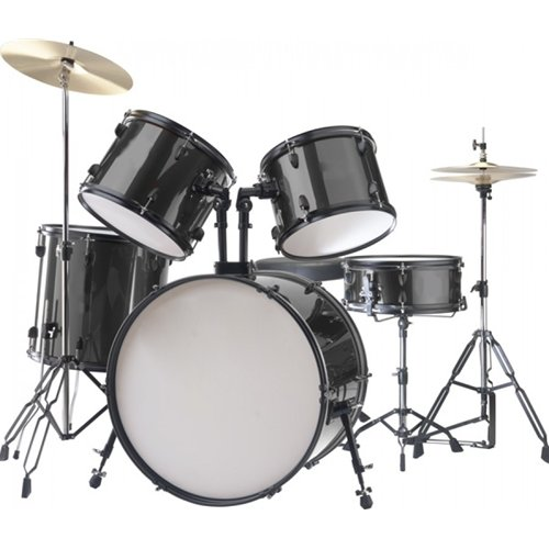 rocket-tim122bk-5-piece-22in-drum-kit-in-black