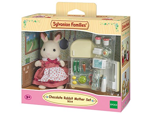 SYLVANIAN FAMILIES- Chocolate Rabbit Mother
