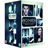 Bones - Season 1-6 [DVD]