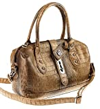Ital-Design Valleverde BOWLING Bag Tasche Schultertasche Umhängetasche