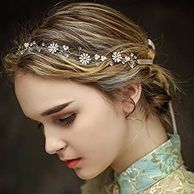 Vintage Braut Haar Kamm