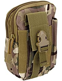 Tradico® Outdoor Tactical Waist Fanny Pack Bag Camping Hiking Cycling Wallet Pouch