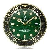 Reloj Rolex Reloj De Pared De Oro Movimiento Mudo