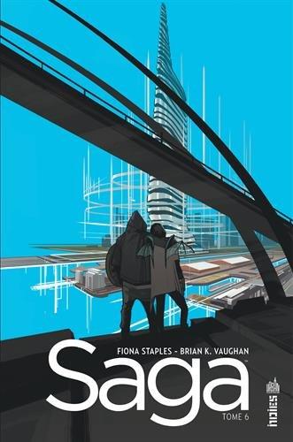 Saga [Bande dessinée] [Série] (t.06) : Saga. Tome 6