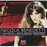 Tchaikovsky: Violin Concerto op35; Bruch: Violin Concerto 1