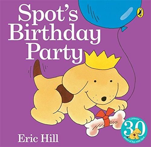 Spot's Birthday