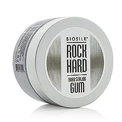 BioSilk Rock Hard Hard Styling Gum 54g/1. 9oz