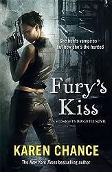 Fury's Kiss by Karen Chance (2012-10-11)