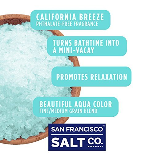 California Breeze Bath Salts (2lb designer bag)