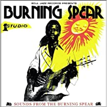 Sounds from the Burning Spear-at Studio One