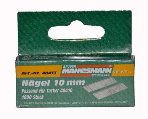 Brueder Mannesmann M48413 - Punti di ricambio per pinzatrice