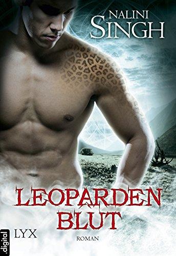 Leopardenblut (Psy Changeling 1)