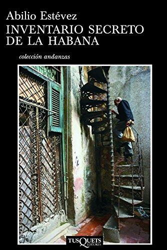 Portada del libro Inventario secreto de La Habana (Volumen independiente)