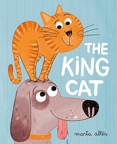 The King Cat por Marta Altes