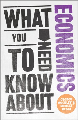 What You Need to Know about Economics (English Edition)