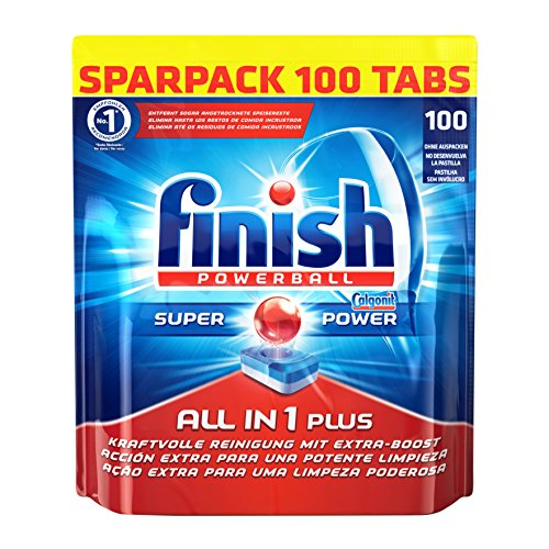 Finish Powerball All in 1 Plus Sparpack