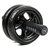 Best Ab Rollers - H&S® Ab Abdominal Exercise Roller With Extra Thick Review