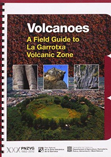 Descargar Libro Volcanoes. A Field Guide to La Garrotxa Volcanic Zone de Josep M. Mallarach i Carrera