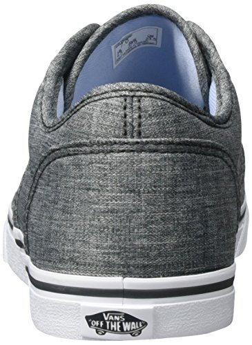 Vans Damen WM Atwood Low Sneaker Grau (Rock Textile)