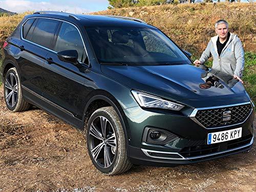 Seat Tarraco - Test & Fahrbericht zum neuen Seat SUV