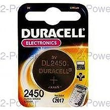 Duracell Lithium, 3V Litio 3V batería no-recargable - Pilas (3V, Litio, Botón/moneda, 3 V, 1 pieza(s))