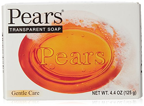 Pears Transparent Soap Gentle Care 4.4 oz. by Pears