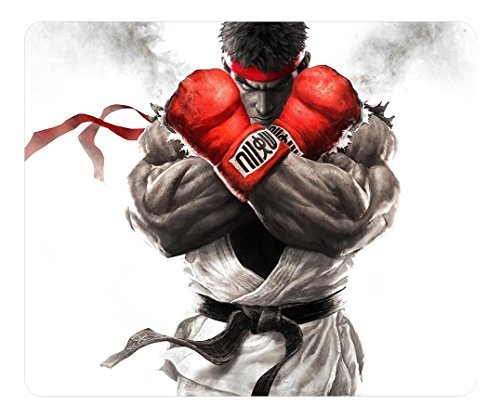 water-resistant Personalized Rectangle non-slip Mousepad Street Fighter V High quality Gaming Pad Oblong Soft Gaming Mouse Pads
