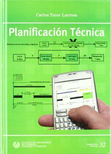 Planificacion tecnicas (+CD) (Seinor) por Carlos G. Tutor