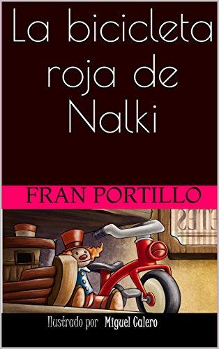La bicicleta roja de Nalki por Fran Portillo