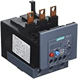 Siemens 3RU2146–4KB0Therm. Relè di sovraccarico, 57–75a, per protezione motore Dimensioni S3, classe 10per Contattore montaggio terminale principale AUX. Circuito: Screw Term. manual-automatic-reset, bianco