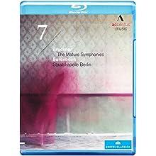 Coverbild: Anton Bruckner - The Mature Symphonies No. 7