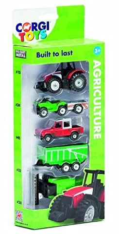 Corgi Toys Agriculture Vehicle (Pack of 5)