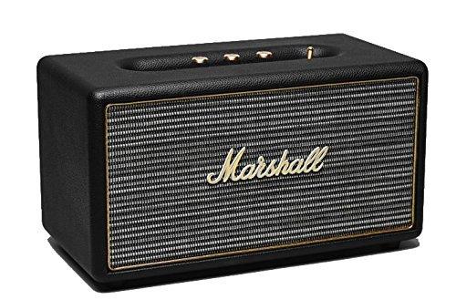 Marshall stanmore altoparlante smartphone wireless bluetooth speaker attivo, nero (ricondizionato certificato)