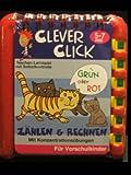 Clever Click Taschen-Lernspiel Zählen und Rechnen