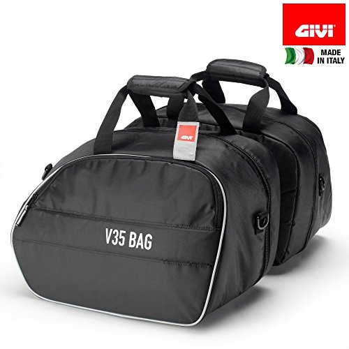 T443b - Givi Inner Soft Bags For V35 Cases - Pair