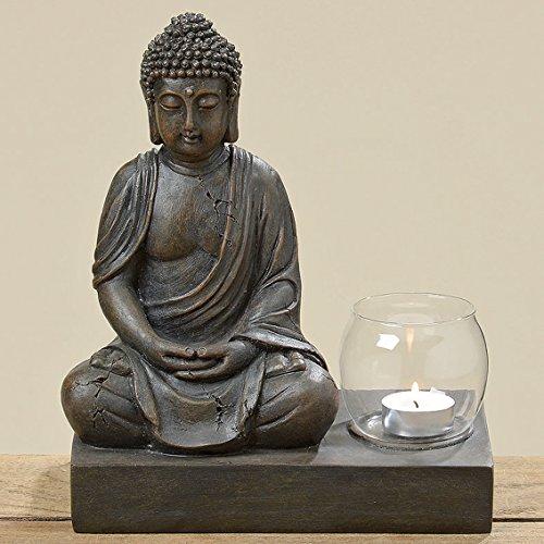 Figura de Buda, escultura de Buda, Buda meditando, Feng Shui