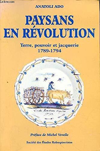 Paysans en révolution