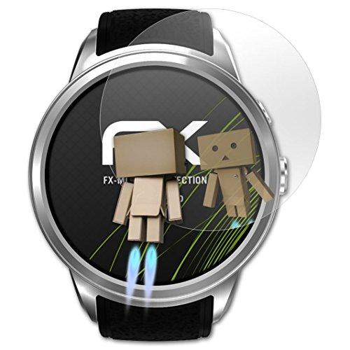 atFoliX Protettore Schermo compatibile con Diggro DI01 Pellicola a specchio, effetto specchio FX Specchio Pellicola protettiva