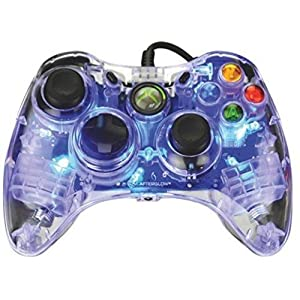 Afterglow XBOX360 Controller (Smart Track) – blau – [Xbox 360]
