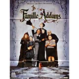 La familia Addams Póster de película 120x 160cm–1991–Raul Julia, Barry sonnenfeld