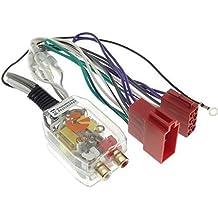 Adaptershop - Adaptador de ISO a CINCH (filtro de paso alto a paso bajo, Plug & Play)