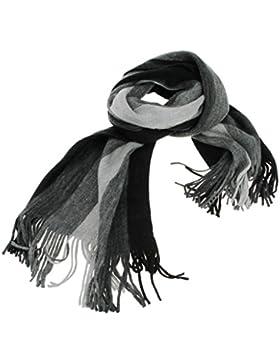New Fashion da uomo caldi invernali sciarpe Trend Leisure spesso lunga sciarpa termica in Cashmere