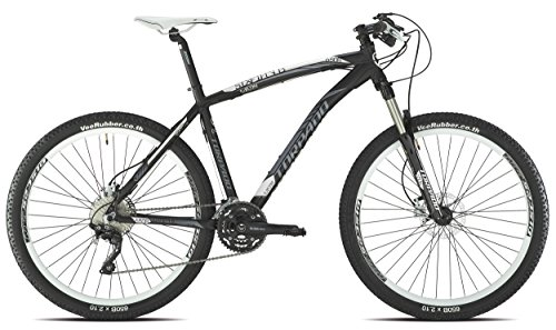TORPADO BICICLETA MTB SATURN 27 5 ALU 3 X 7 V DISCO TALLA 38 NEGRO BLANCO (MTB CON AMORTIGUACION)/BICYCLE MTB SATURN 27 5 ALU 3 X 7S DISC SIZE 38 BLACK WHITE (MTB FRONT SUSPENSION)