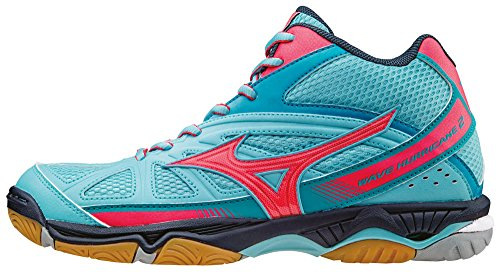 Mizuno Damen Wave Hurricane Mid Wos Volleyballschuhe