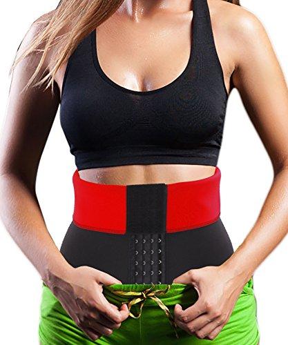 5019eca9a0 Hot Thermo Sweat Neoprene Shapers Slimming Belt Waist Cincher Girdle Body  Trainer - Buy Online in UAE.